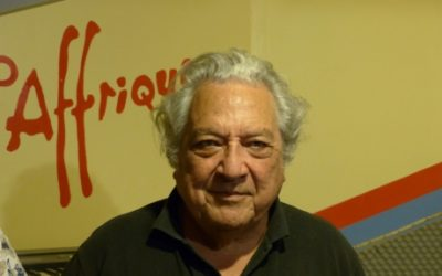 LUIS MIZON, poète, romancier, et homme libre