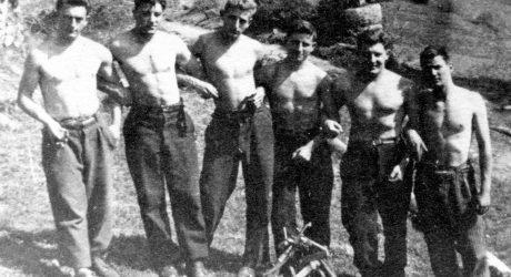 AVOIR 20 ANS EN 1944 –             LE MAQUIS DU BOUSCALOUS