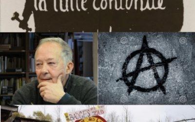 TOMAS IBAÑEZ, vivre l'anarchisme