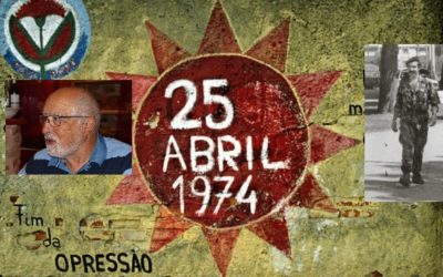 LA REVOLUTION DES OEILLETS – Carlos Dinis