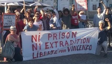 NI PRISON, NI EXTRADITION POUR VINCENZO VECCHI