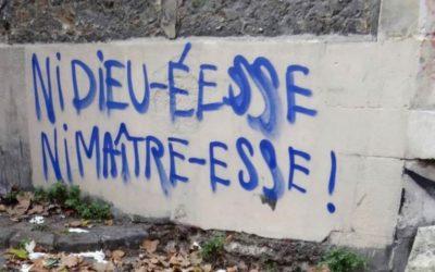 MÉMOIRE LIBERTAIRE –          le Centre International de Recherches sur l'Anarchisme – Marseille –